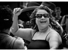 NYC Shindig in Central Park / NYC / Travel Photography / Black and White photography / Matthieu Waddell Photo / Professional Photographer